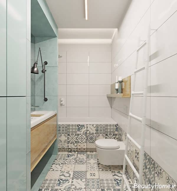 طراحی سرویس بهداشتی با روش های زیبا