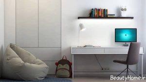 طراحی اتاق خواب کودک زیبا