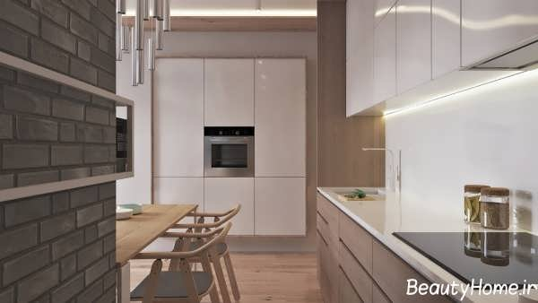 دکوراسیون آشپزخانه مدرن و زیبا