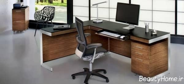 مدل های زیبا و شیک میز کامپیوتر