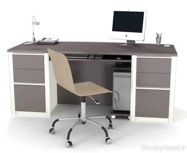 مدل های میز کامپیوتر با طراحی زیبا و کاربردی
