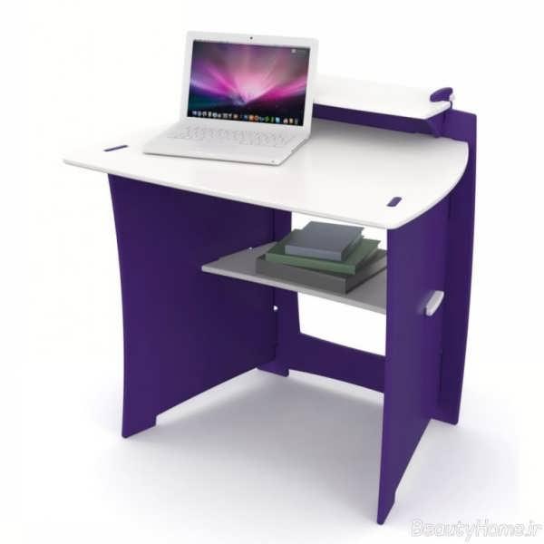 مدل های زیبا و ساده میز کامپیوتر