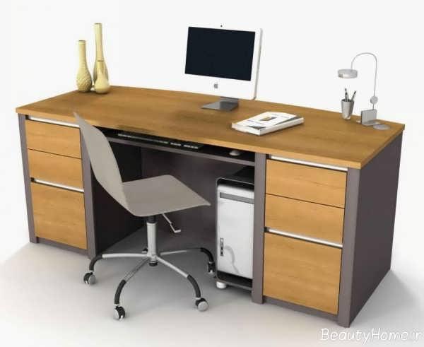 انواع طرح های شیک میز کامپیوتر