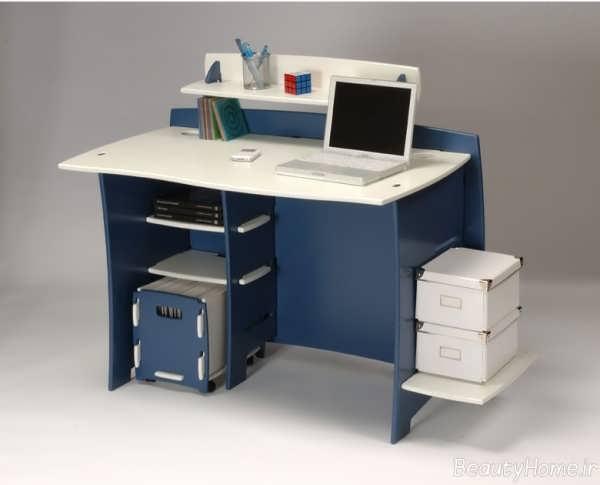 مدل میز کامپیوتر جدید و شیک