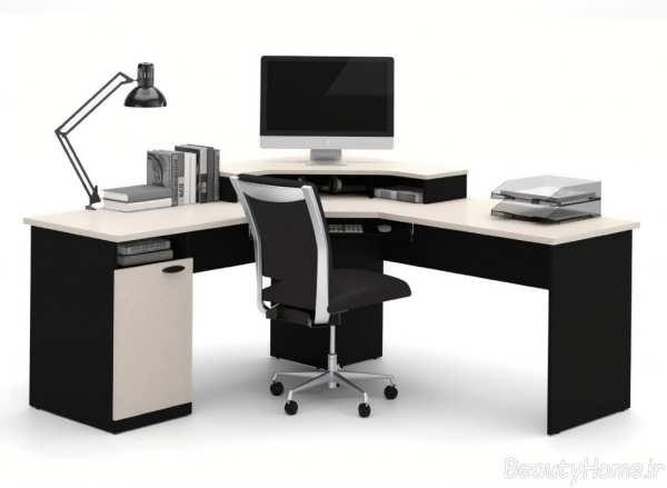 مدل میز کامیپوتر با طراحی شیک و کاربردی