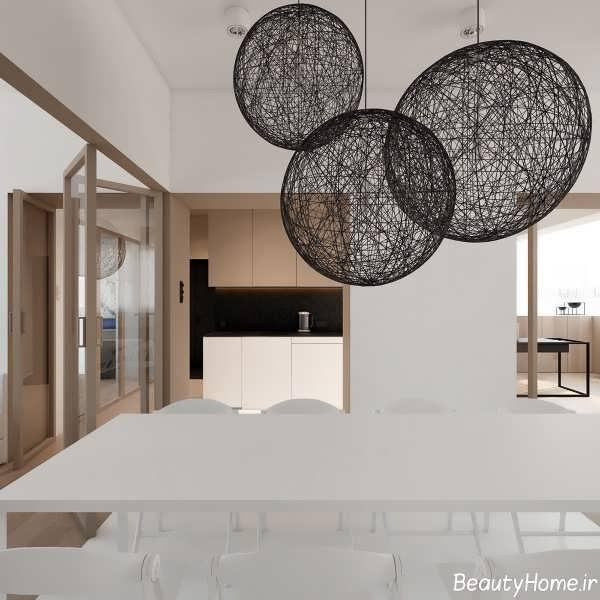 طراحی خانه یک خوابه