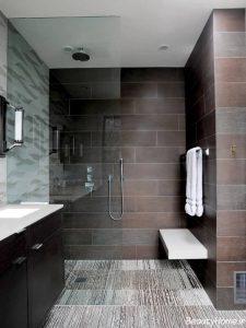 دکوراسیون حمام کوچک با طراحی کاربردی و مختلف