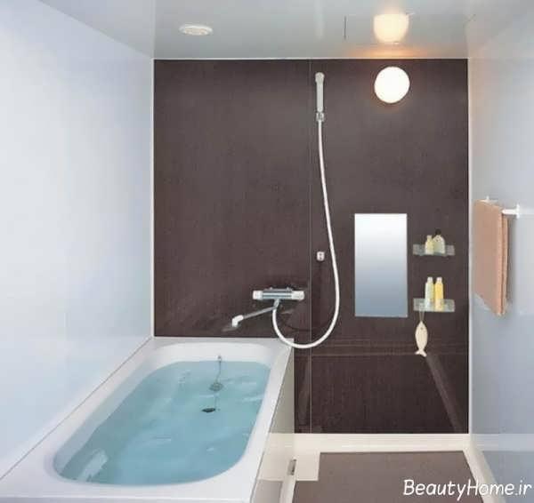 دکوراسیون حمام کوچک