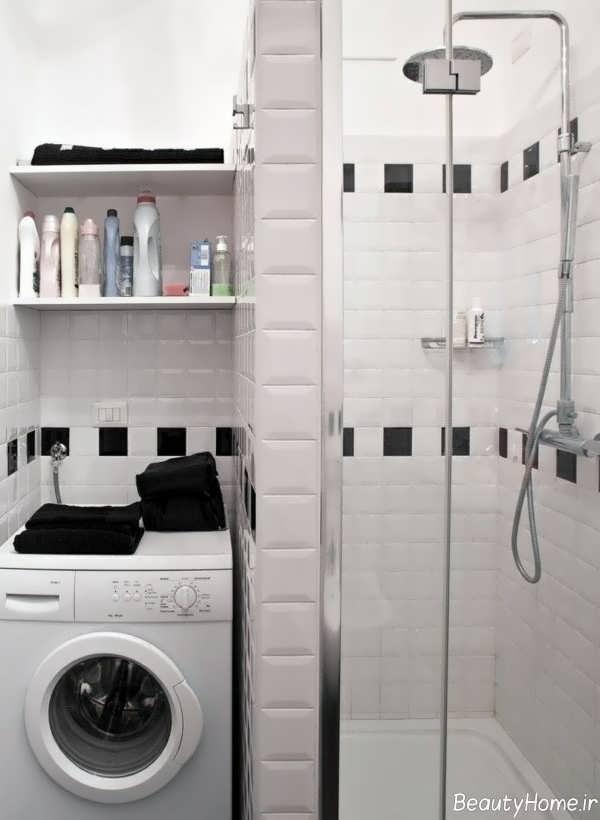 طراحی دکوراسیون داخلی حمام های کوچک