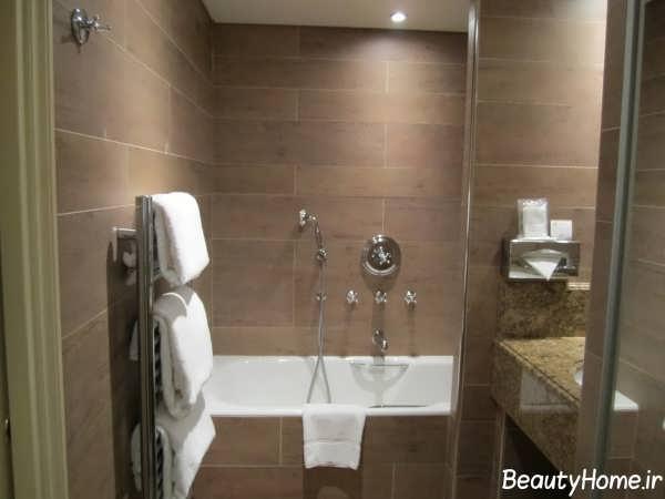 دیزاین دکوراسیون داخلی حمام های کوچک