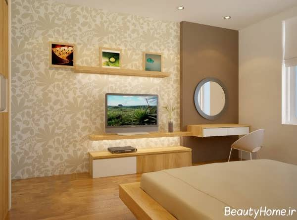 کاغذ دیواری مخصوص خانه کوچک