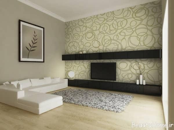 مدل های زیبا و جدید کاغذ دیواری