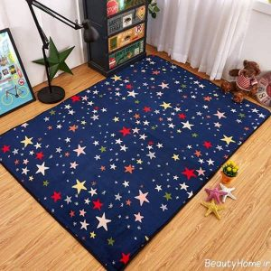 مدل های جدید و متنوع فرش اتاق کودک