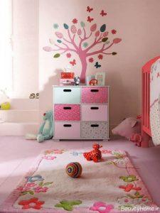 فرش اتاق کودکان