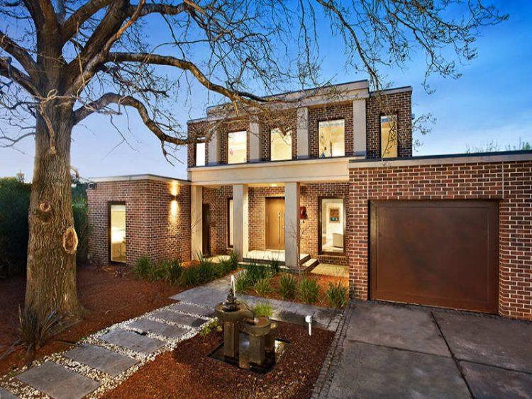 نمای آجری ساختمان با طرح های کاربردی و زیبا