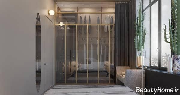 دکوراسیون داخلی سه آپارتمان با سبک اروپایی