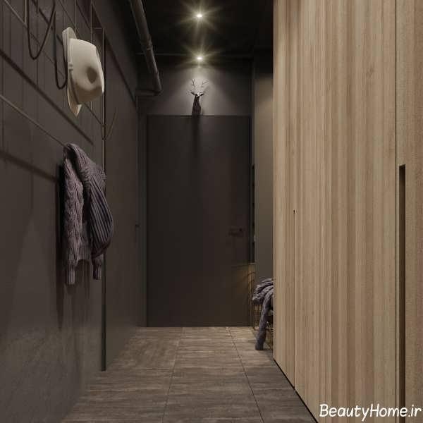 دکوراسیون داخلی خانه ای زیبا و شیک