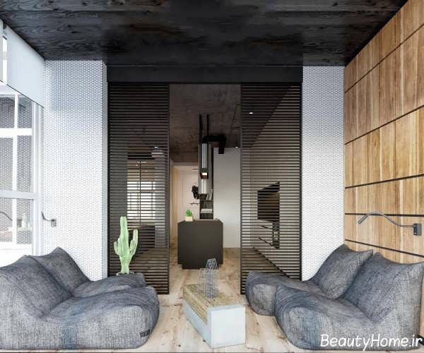 دکوراسیون شیک و زیبا خانه