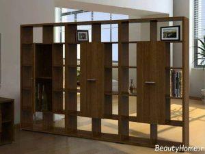 پارتیشن چوبی زیبا و جدید
