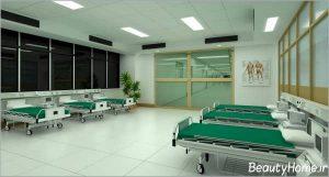 دیزاین دکوراسیون داخلی بیمارستان
