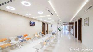 طراحی دکوراسیون بیمارستان