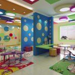 طراحی مدرن و کاربردی دکوراسیون مهد کودک