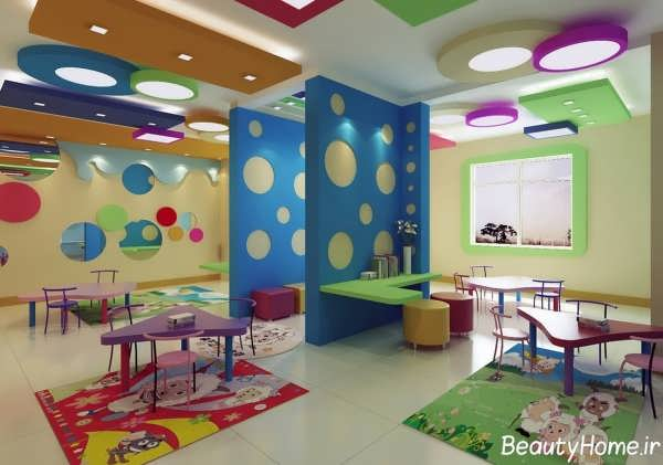 دیزاین مهد کودک