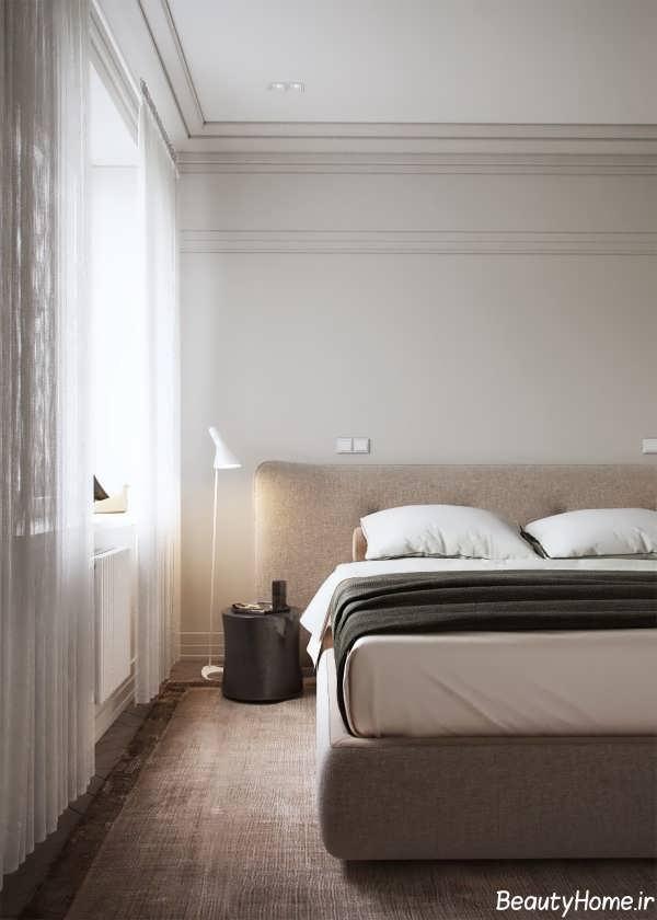 دیزاین نورپردازی اتاق خواب