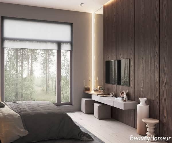 طراحی دکوراسیون خانه ویلایی با سبک مینیمال
