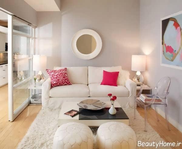 ایده های مدرن و شیک برای طراحی اتاق نشیمن
