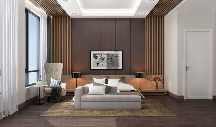 طراحی دیوار اتاق خواب
