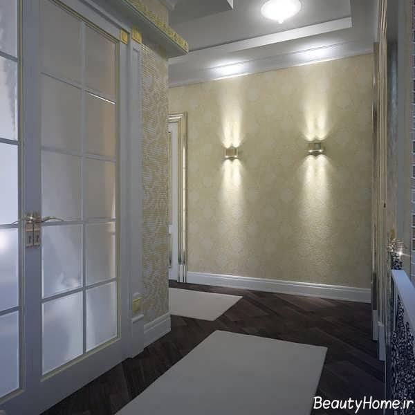 دکوراسیون ورودی منزل با طراحی شیک و کاربردی