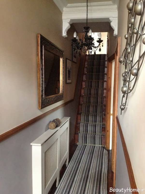 دکوراسیون ورودی منزل با طراحی زیبا