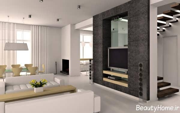مدل کاغذ دیواری جدید برای خانه های لوکس
