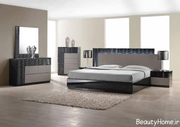 سرویس خواب دو نفره زیبا