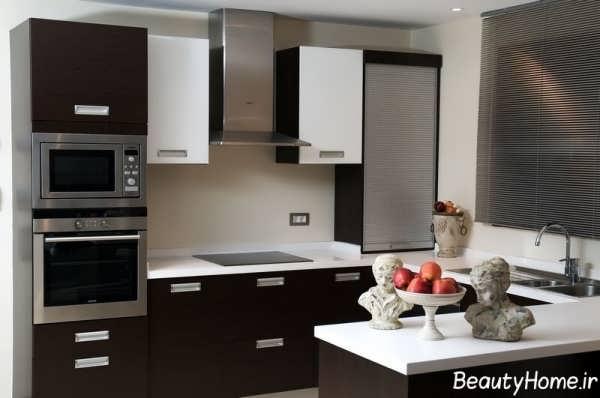 مدل کابینت مدرن و جذاب آشپزخانه