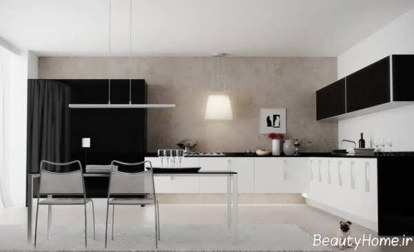 مدل کابینت زیبا و جذاب آشپزخانه