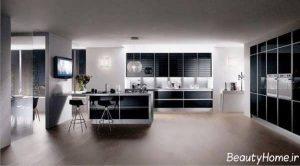 مدل جدید و زیبا کابینت آشپزخانه