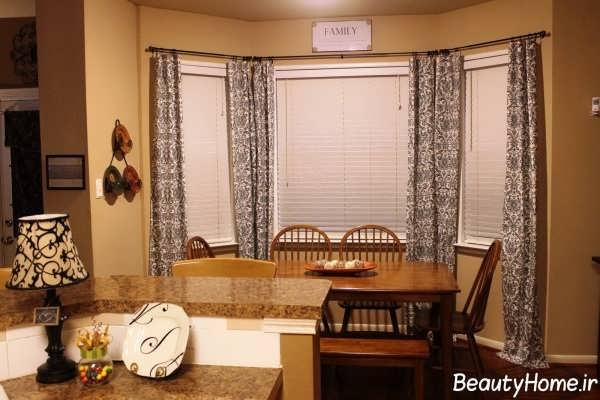 مدل پردهای ساده و زیبا برای قسمت های مختلف منزل