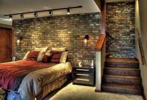 طراحی دکوراسیون اتاق خواب شرکت 1000دکور