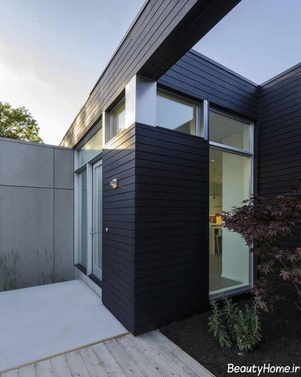 معماری داخلی شیک و بی نظیر خانه دوبلکس