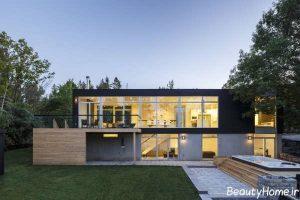 نورپردازی خانه دوبلکس