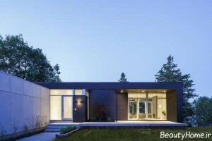 نورپردازی خانه دوبلکس با طراحی شیک