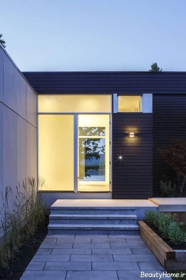 طراحی نورپردازی خانه دوبلکس