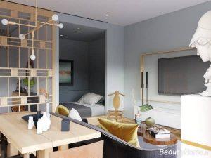 دکوراسیون زیبا و متفاوت خانه کوچک