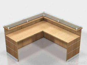 مدل میز پیشخوان ساده