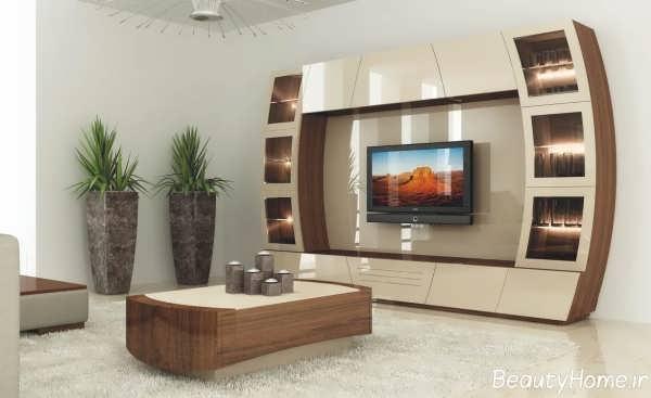 میز تلویزیون دیواری 2017