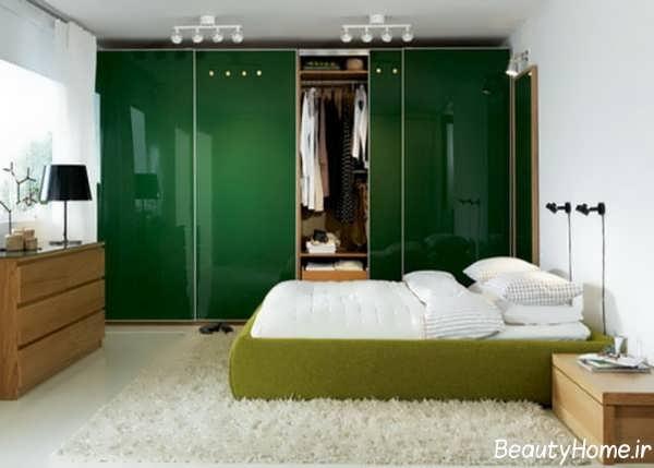 دیزاین داخلی اتاق خواب کوچک