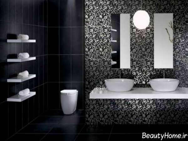 طرح کاشی جدید و مدرن برای حمام و سرویس بهداشتی و آشپزخانه