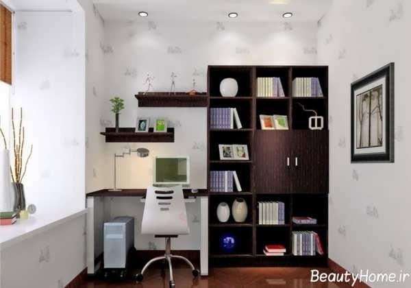 دکوراسیون داخلی مدرن و زیبا اتاق خواب پسرانه